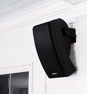 Bose environmental wall mount lautsprecher 1 paar wei - Altoparlanti da esterno ...