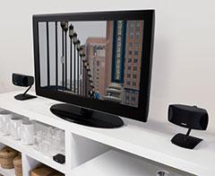 bose cinemate digital home cinema lautsprecher system. Black Bedroom Furniture Sets. Home Design Ideas