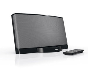 bose sounddock digital music system schwarz. Black Bedroom Furniture Sets. Home Design Ideas