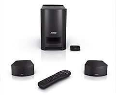 bose cinemate gs digital home cinema lautsprecher system schwarz audio hifi. Black Bedroom Furniture Sets. Home Design Ideas