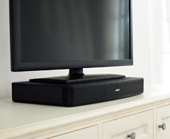bose solo tv sound system inkl fernbedienung 50 watt koaxial heimkino tv video. Black Bedroom Furniture Sets. Home Design Ideas