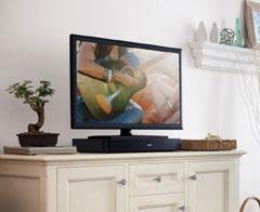 soundbar bose solo tv sound system inkl fernbedienung 50 watt koaxial ebay. Black Bedroom Furniture Sets. Home Design Ideas