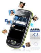 Galaxy Mini: beste Kommunikation