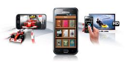 Samsung Galaxy S I9000 - ein smartes Smartphone