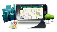 Dank Google Maps wird das Galaxy S I9000 zum Navigationsgerät