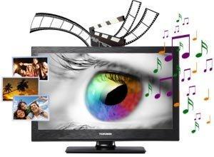 Telefunken T22K970 55,9 cm (22 Zoll) Fernseher (Full HD