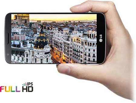 LG G2 - Display