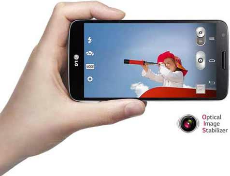 LG G2 - Kamera