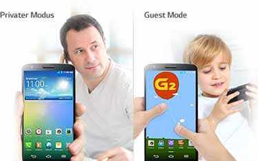LG G2 - Modi