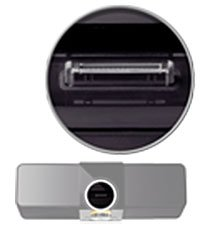 Lautsprecher-Dock für iPod/iPhone