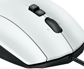 G600 MMO Gaming Mouse, G-shift and DPI shift