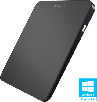 Logitech Wireless Touchpad T650