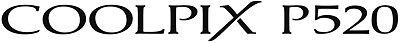 COOLPIX P520 Logo