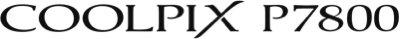 Logo COOLPIX P7800