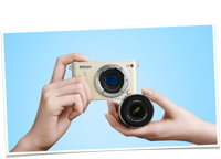 Nikon 1 J3 Objektive