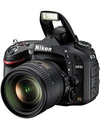 Nikon D610 Blitzgeraet