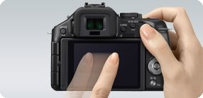 Touchpad-Autofokus