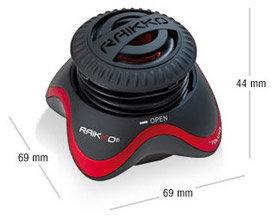 Raikko Nano Vacuum Speaker Mini Aktiv Lautsprecher