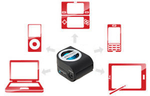 Raikko POCKET BEAT Bluetooth Vacuum Speaker - Mini Aktiv Speaker - Anschluss & Kompatibilität