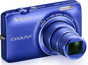Nikon Coolpix S6300 - Motto