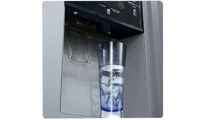 Amerikanischer Kühlschrank Eiswürfel Riechen : Side by side kühlschrank eiswürfel riechen liebherr icbn