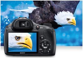 Sony DSC-HX400V Digitalkamera schwarz: Amazon.de: Kamera