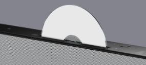 Integrierter CD-Player für Ihre CD-Sammlung