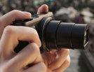 Mit dem 30fach optischen Zoom näher am Motiv