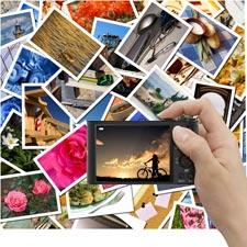 Noch länger Fotografieren mit bis zu 500 Aufnahmen pro Akkuladung.