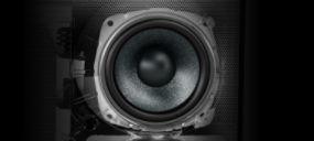 Mega Bass für die verbesserte Wiedergabe im niedrigen Klangspektrum