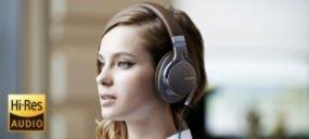 Profitez de votre musique dans sa qualité originale avec l'audio haute résolution