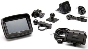 TomTom Rider 4,3 Zoll Display