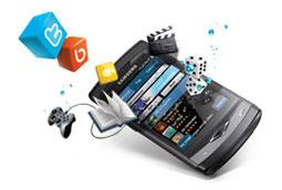 Wave 8500 und Samsung Apps