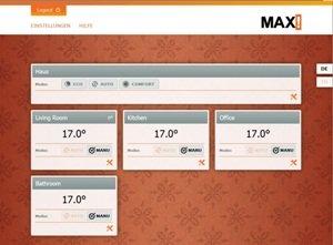 Screenshot 2 Xavax Max Portal