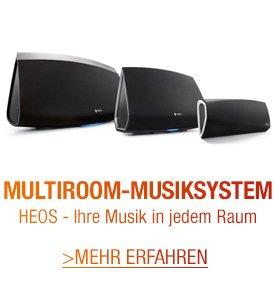 Multiroom-Musiksystem