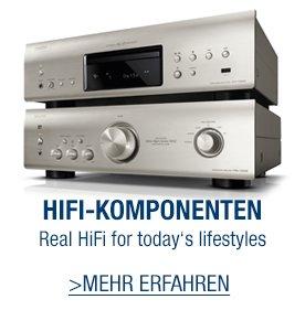 Hifi-Komponenten