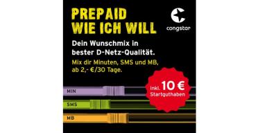 Congstar Prepaid