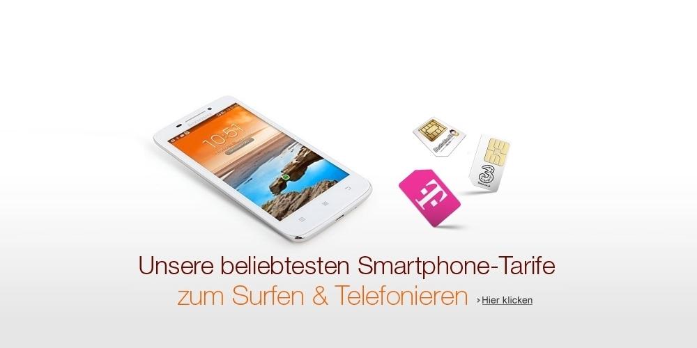 Beliebte SIM-Karten Tarife