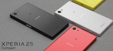 Sony xperia z5 compact aktion