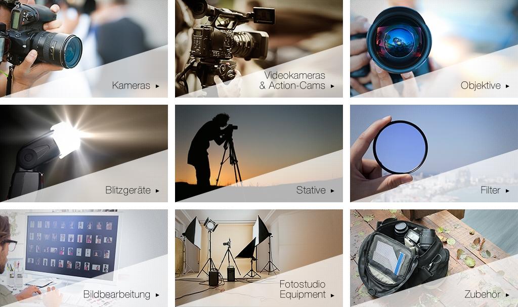 Professionelle Fotografie