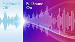 FullSound erweckt Ihre MP3-Musik zum Leben