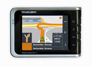 Navigon Transonic PNA 6000 Perfect Start Navigation ...