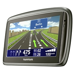 tomtom go 740 live navigationssystem 4 3 zoll schwarz. Black Bedroom Furniture Sets. Home Design Ideas