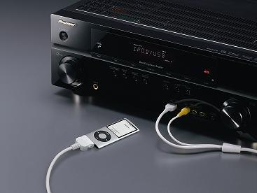 Pioneer VSX-919 AH-K 7.1 A/V-Receiver (HDMI, USB 2.0