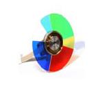 Optimiertes 6-Segment-Farbrad