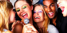 Karaoke-Modus