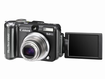 canon powershot a640 digitalkamera kamera. Black Bedroom Furniture Sets. Home Design Ideas