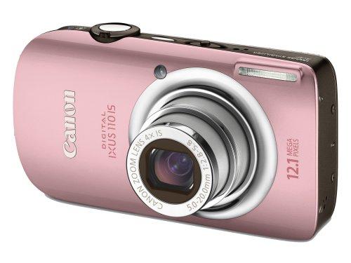 Canon Digital Ixus 110 Is Digitalkamera 2 8 Zoll Pink Kamera