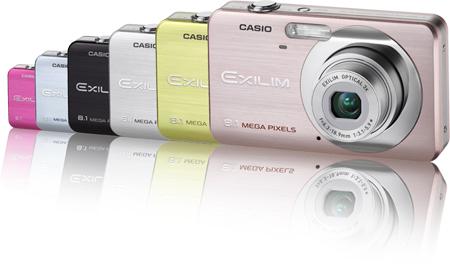 Casio Exilim Ex Z80 Pk Digitalkamera Pink Kamera