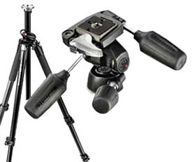 Manfrotto Stativset 055XPROB 804RC2